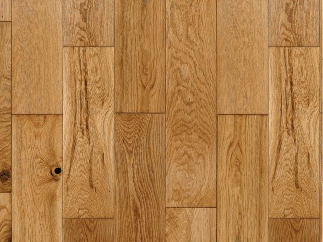 125mm Brushed & Oiled Oak