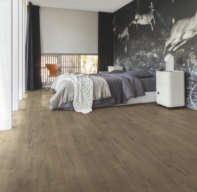 Quick Step Livyn   Balance Click Plus   Velvet Oak Brown BACP40160