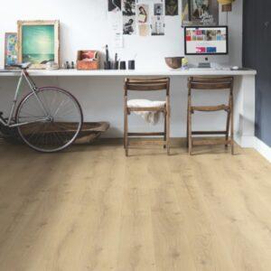 Quick Step Livyn | Balance Click Plus | Victorian Oak Natural BACP40156