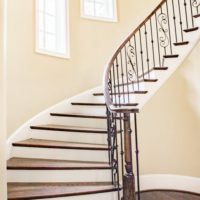 wooden staircase | Best at Flooring