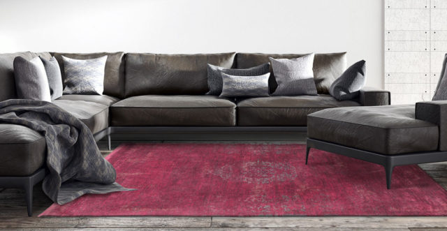 Scarlet 8260 | Louis de Poortere Fading World Medallion Rugs | Best at Flooring