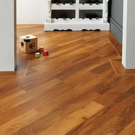 LVT Karndean Hallway | Best at Flooring