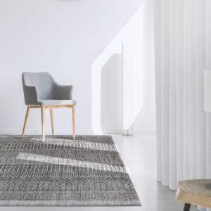 Amazigh Grey 8673 | Louis de Poortere Khayma Agadir Rugs | Best at Flooring