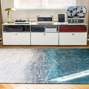 Polar Vortex 8877 | Louis de Poortere Mad Men Fahrenheit Rugs | Best at Flooring