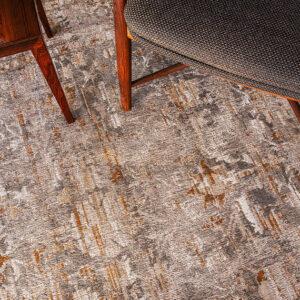 Suleiman Grey 8884 | Louis de Poortere Antiquarian Ushak Rugs | Best at Flooring