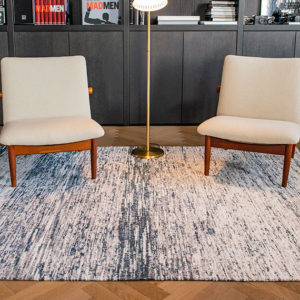 Blue and Salt 8889 | Louis de Poortere Uyuni Tunupa Rug | BestatFlooring
