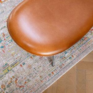 Turkish Delight 8894 | Louis de Poortere Antiquarian Ushak Rugs | Best at Flooring