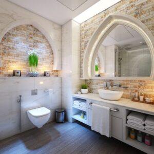 LVT Bathroom   Best at Flooring